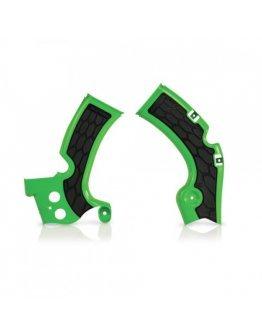 Chrániče rámu Acerbis X-grip KXF 450 09-18 zelené