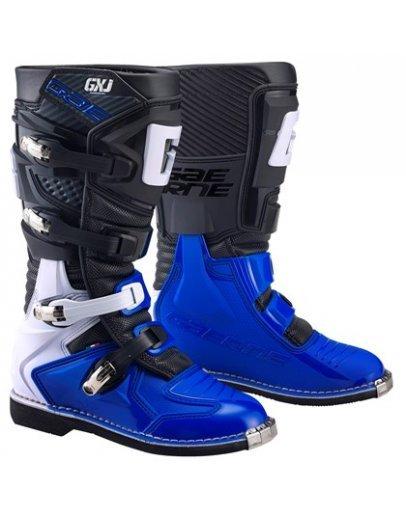 Čižmy detské Gaerne kĺbové GXJ BLACK/BLUE