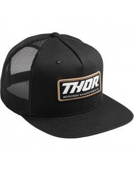 Šiltovka Thor S19 Strandard black