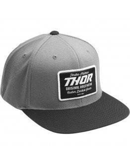 Šiltovka Thor S20 Goods black/grey
