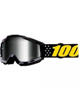 Okuliare 100% Accuri Junior Pistol so zrkadlovým sklom