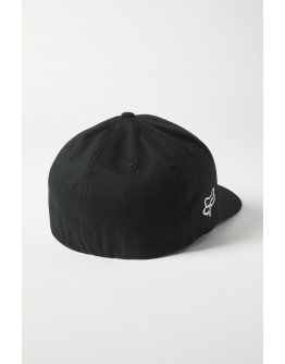 Šiltovka Fox Down N Dirty Flexfit Hat black/white