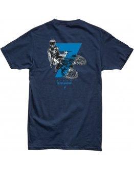 Pánske tričko Thor S20 AP7 navy