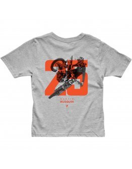 Detské tričko Thor S20Y MM25 heather gray