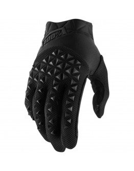Rukavice 100% Airmatic black/charcoal