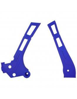 Chrániče rámu Polisport YZ 125/250 2005-2020 modré