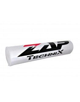 Pena na riadidlá s hrazdou Zap Technix biela