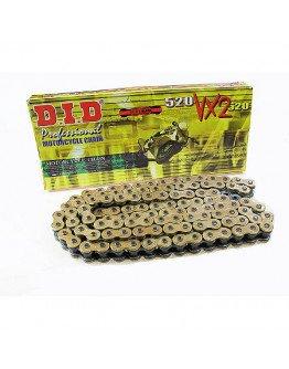 DID 520 VX2 zlatá 118čl.