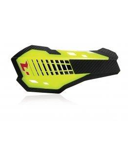 Chrániče rúk páčok HP2 NOVINKA neon yellow