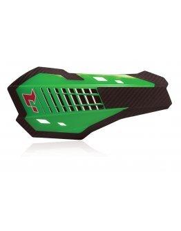 Chrániče rúk páčok HP2 NOVINKA zelené