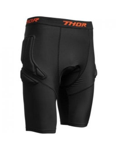 Chráničové šortky Thor S20 Comp XP black