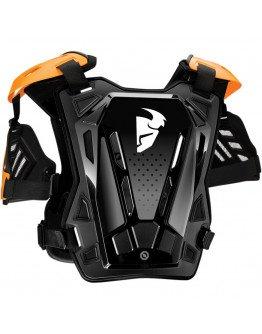 Chránič hrude Thor Guardian S20 orange/black