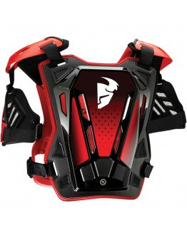 Chránič hrude Thor Guardian S20 red/black