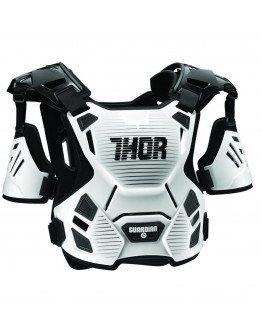 Chránič hrude Thor Guardian black/white detský