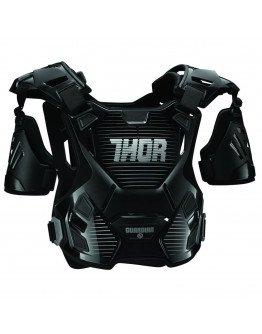 Chránič hrude Thor Guardian black/silver detský