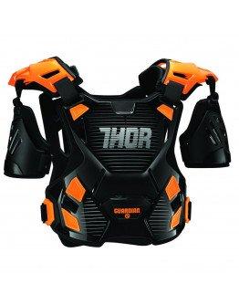 Chránič hrude Thor Guardian black/orange detský
