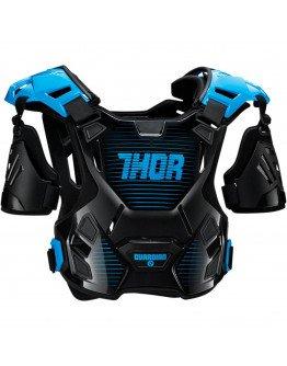 Chránič hrude Thor Guardian black/blue detský