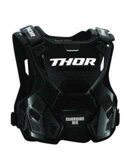 Chránič hrude Thor Guardian MX black detský