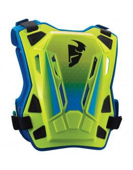 Chránič hrude Thor Guardian MX flow green/blue