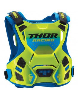 Chránič hrude Thor Guardian MX flow green/blue