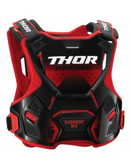 Chránič hrude Thor Guardian MX red/black