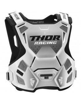 Chránič hrude Thor Guardian MX white/black detský