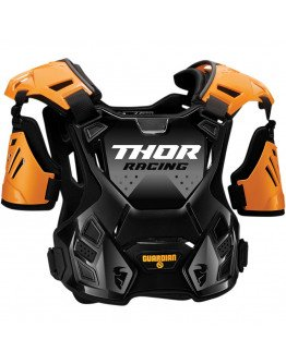 Chránič hrude Thor Guardian S20 orange/black