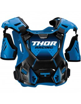 Chránič hrude Thor Guardian S20Y blue/black detský