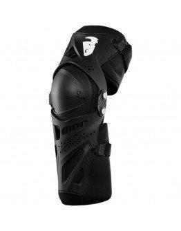 Kĺbové chrániče kolien Thor Force XP black