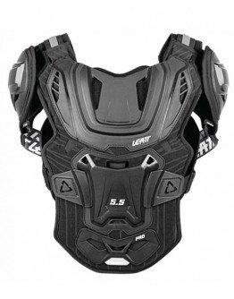 Chránič hrude Leatt 5,5 Pro black