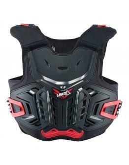 Chránič hrude Leatt 4,5 JUNIOR black/red