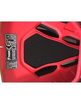 Chránič hrude Thor Guardian MX red/black