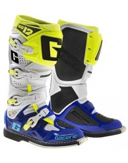 Čižmy Gaerne SG 12 blue/white/yellow