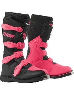 Čižmy Thor blitz XP S9W black/pink dámske