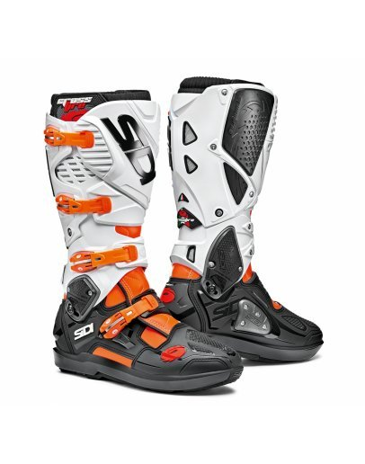 Sidi Crossfire 3 SRS ORANGE FLUO / BLACK / WHITE