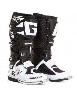 Čižmy Gaerne SG 12 white-black