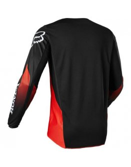 Dres FOX 180 HONDA black/red 2022
