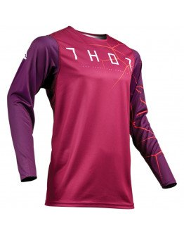 Dres Thor S9 Prime Pro Infection maroon/red orange