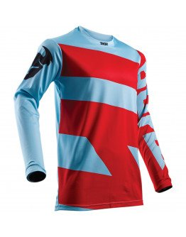 Dres Thor Pulse Level S8 powder blue/red