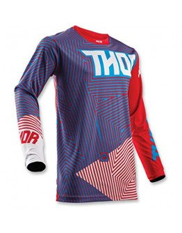 Dres Thor Pulse S8 Geotec red/blue