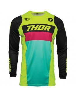 Dres Thor Pulse Racer acid/black