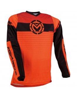 Dres Moose Racing Qualifier orange/black