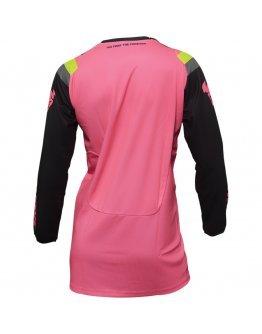 Dres Thor Pulse Rev charcoal/flo pink dámsky 2022