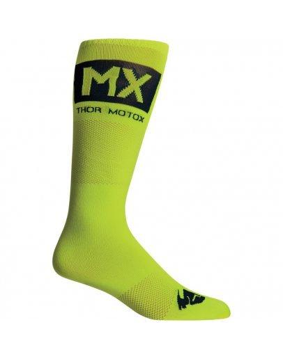 Ponožky Thor MX COOL ACID/MIDNIGHT detské