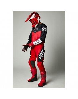 Nohavice FOX 180 Revn flame red