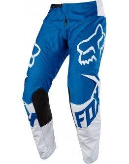Nohavice FOX 180 Race blue 2018