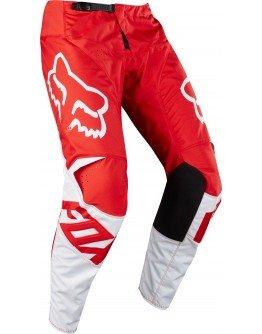 Nohavice FOX 180 Race red 2018
