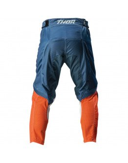 Nohavice Thor S9 Pulse Air acid red orange/slate