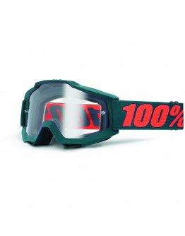 100% Accuri Gunmetal s čírym sklom