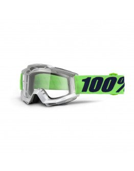 100% Accuri Nova s čírym sklom